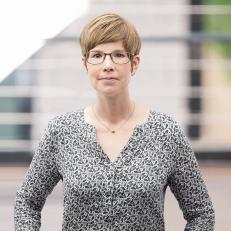 Frau Korthoff - Firma Scharlau